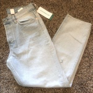 🤍👖🤍 H&M Vintage Fit High Waist Jeans Sz 31